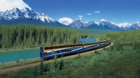 4. ROCKY MOUNTAINEER, CANADA