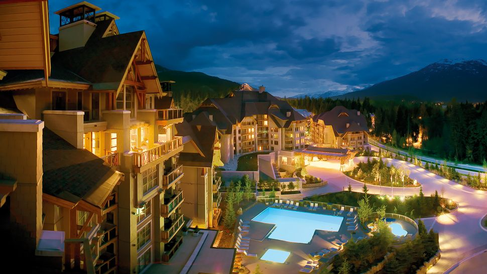 Top 10 best luxury hotels in canada the luxury travel for Luxury resorts
