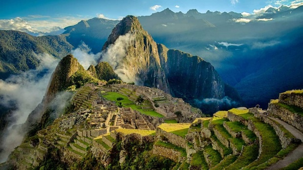 2. MACHU PICCHU, PERU