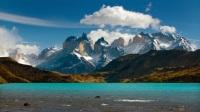 1. TORRES DEL PAINE NATIONAL PARK, CHILE