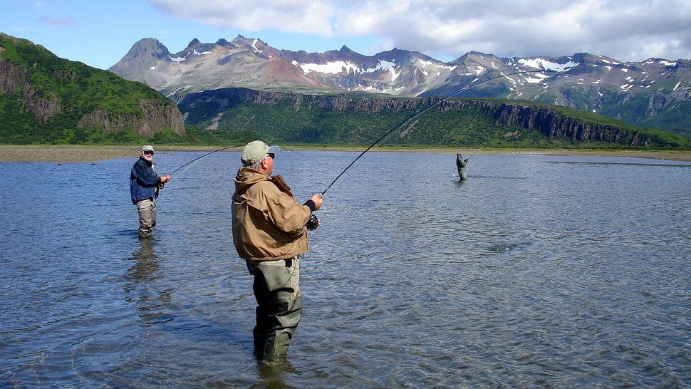 how to fish for salmon in ketchikan