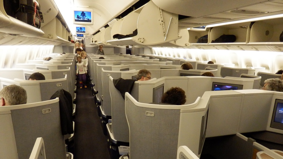 Trip Report American Airlines Boeing 777 300er Business