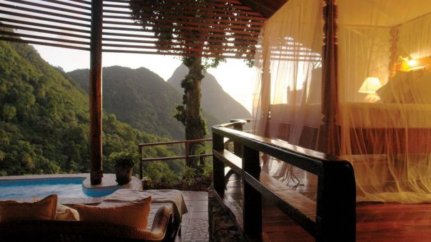 Top 10 World S Most Amazing Outdoor Hotel Rooms The