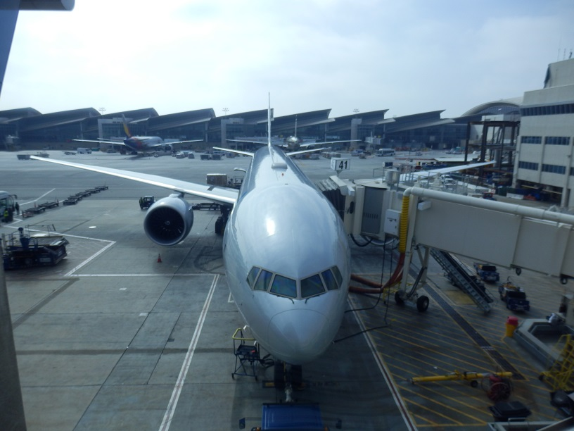 American Airlines B777 300er Business Class Lax To Lhr