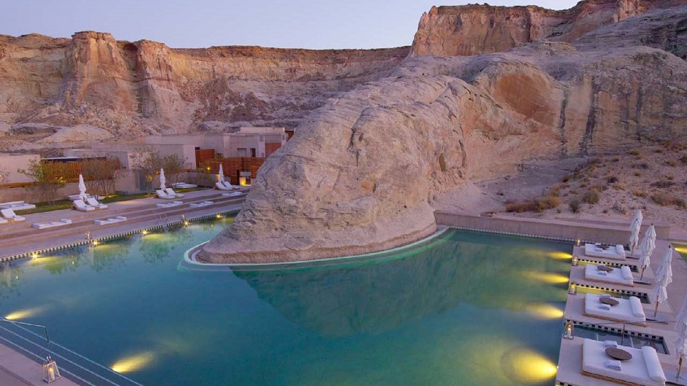 Our most popular top 10 travel lists the luxury travel expert for Top ten swimming pools in the world