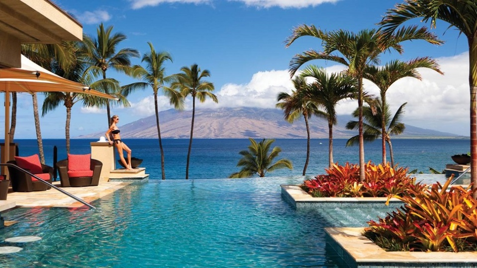 6. FOUR SEASONS MAUI AT WAILEA, HAWAII, USA