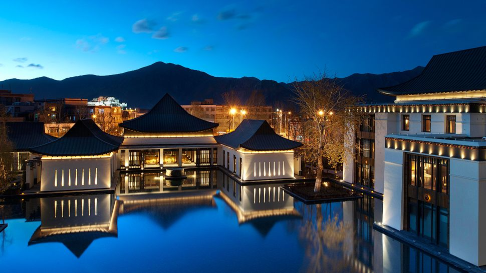 Top 10 best luxury hotels in china the luxury travel expert for Luxury resorts
