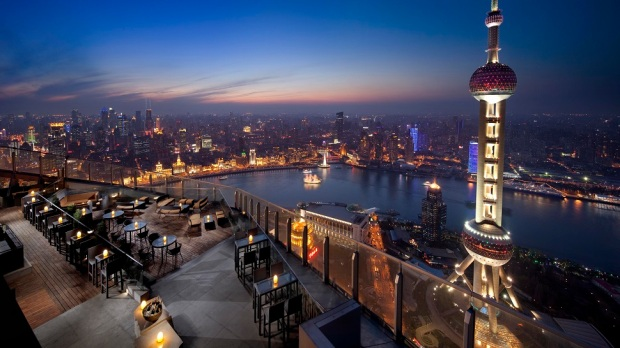 FLAIR, THE RITZ-CARLTON SHANGHAI, PUDONG
