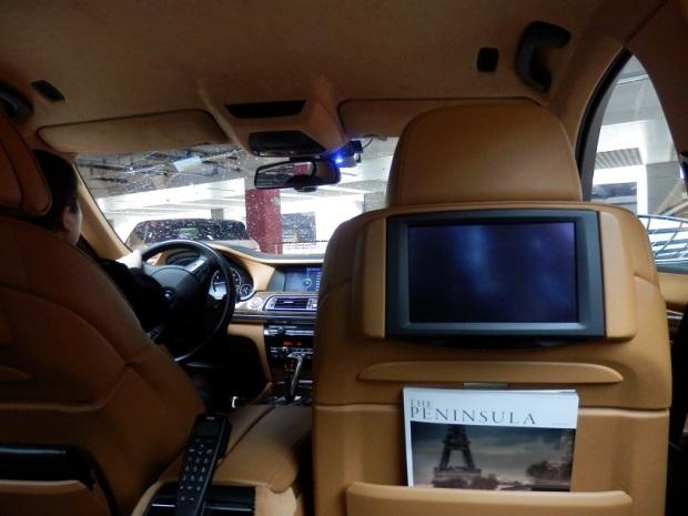 HOTEL CAR SERVICE (BMW)
