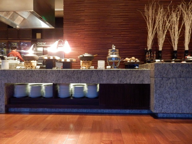 CLUB LOUNGE: EVENING SNACKS
