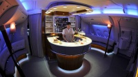 BAR ABOARD EMIRATES' A380