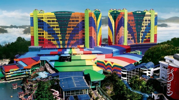 FIRST WORLD HOTEL, GENTING HIGHLANDS, MALAYSIA