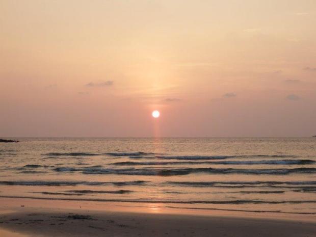 BEACH BARBECUE