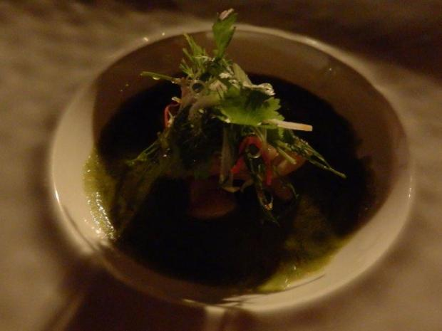 THE VIEW RESTAURANT: DINNER