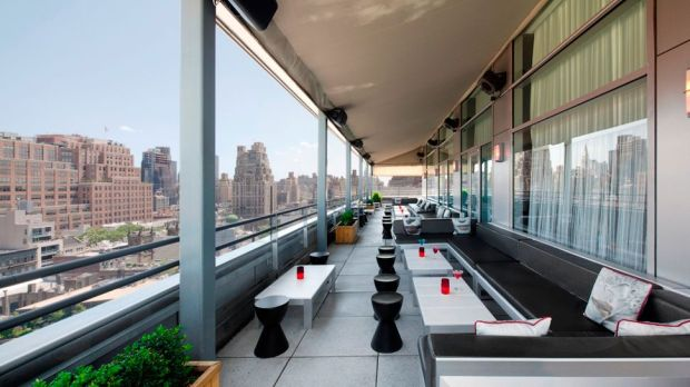 PLUNGE BAR + LOUNGE (GANSEVOORT MEATPACKING)