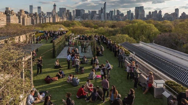 ROOF GARDEN CAFE & MARTINI BAR (METROPOLITAN MUSEUM OF ART)