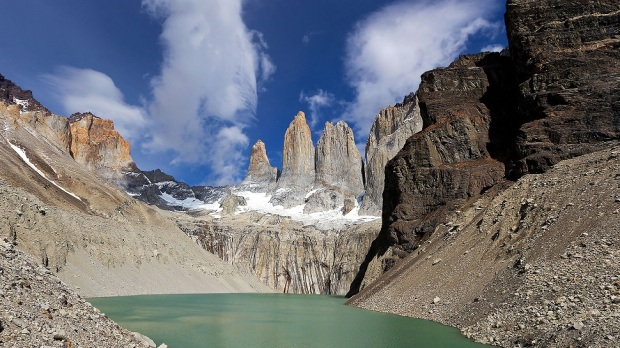 THE PAINE CIRCUIT, CHILE