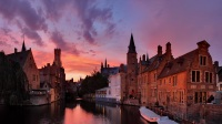 2. BE THROWN BACK IN TIME IN BRUGES