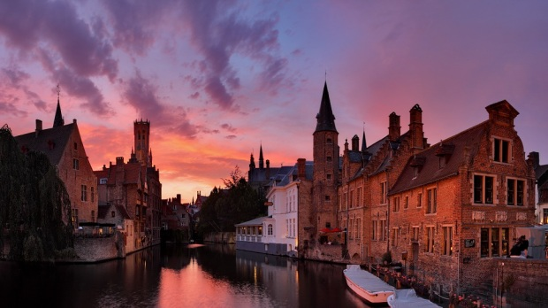BE THROWN BACK IN TIME IN BRUGES