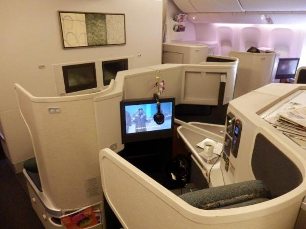 SMALL BUSINESS CLASS CABIN