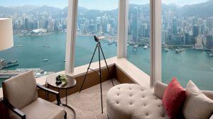 1. THE RITZ-CARLTON HONG KONG