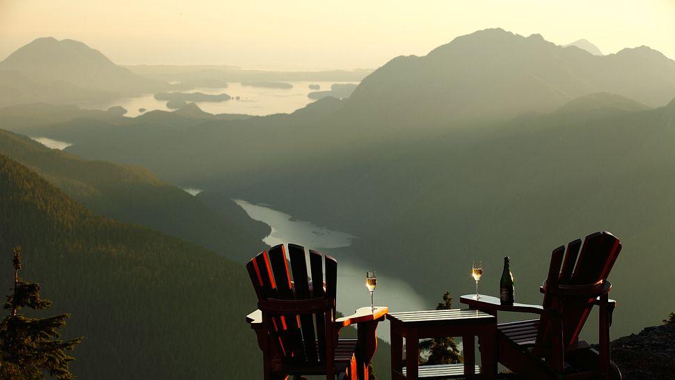 Où se trouve Clayoquot Wilderness Resort  Hôtel de luxe