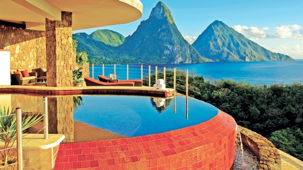 JADE MOUNTAIN, ST LUCIA