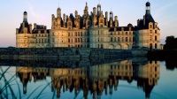 2. CHAMBORD, LOIRE VALLEY, FRANCE