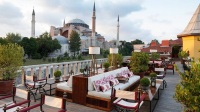 8. FOUR SEASONS HOTEL ISTANBUL AT SULTANAHMET