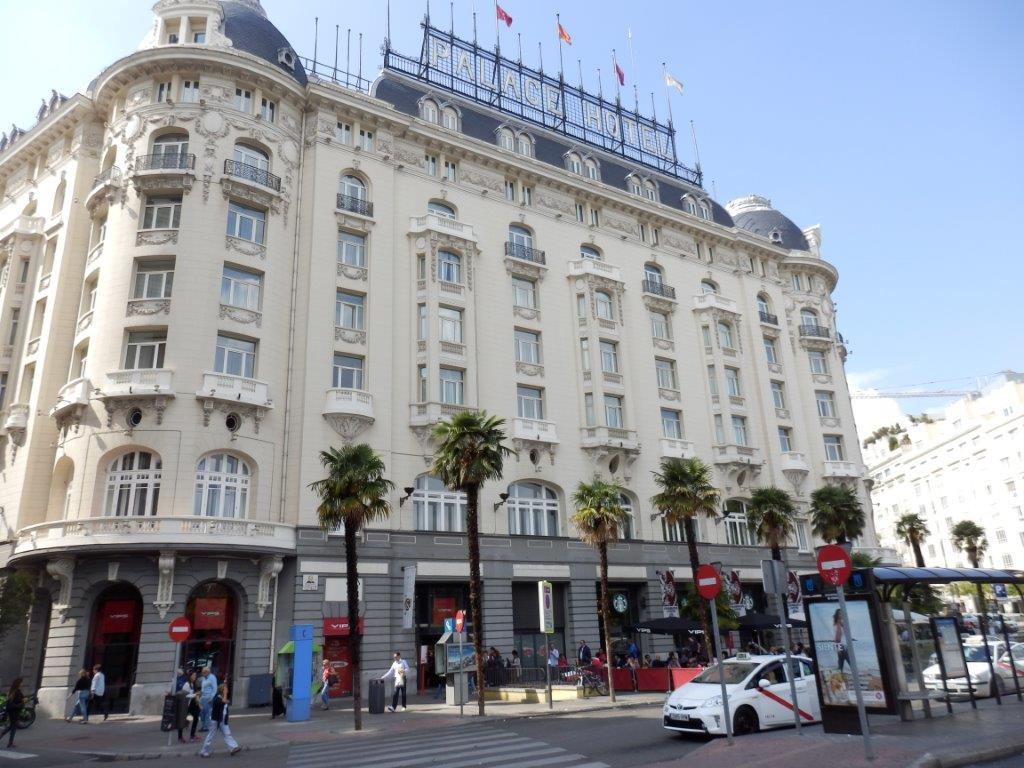 Hotel Review Westin Palace Madrid Spain The Luxury