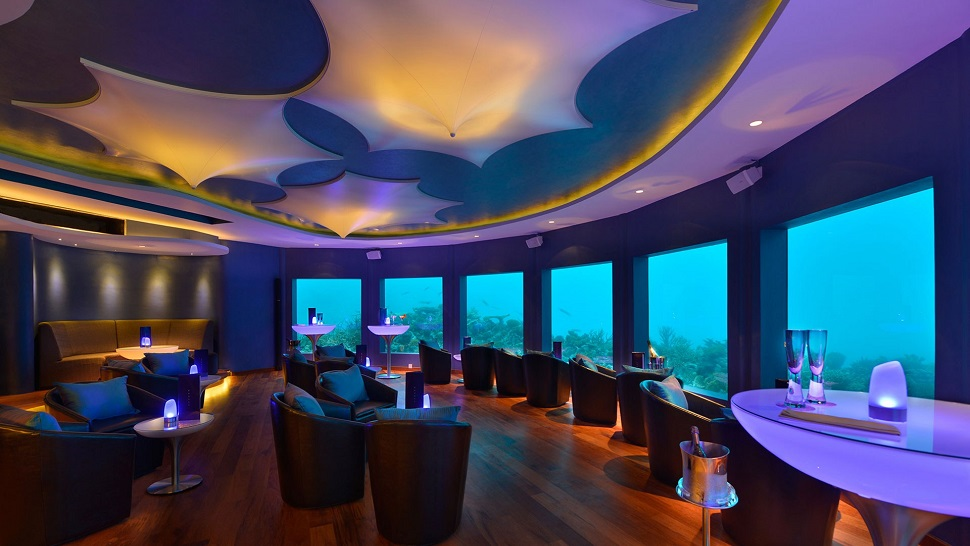 per aquum niyama maldives - Underwater World Restaurant