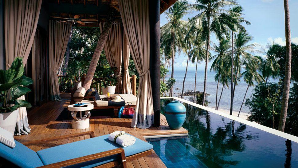 Review Four Seasons Resort Koh Samui Thailand The Luxury Travel Expert