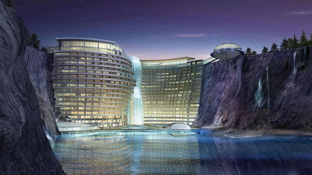 SHIMAO WONDERLAND INTERCONTINENTAL, CHINA