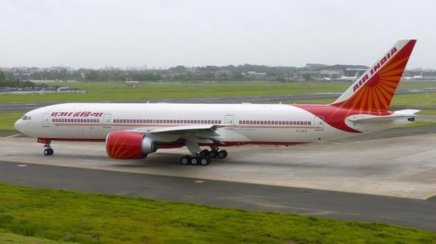 AIR INDIA BOEING 777-200LR