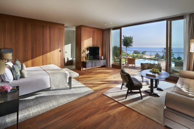 MANDARIN ORIENTAL BODRUM JUNIOR SUITE (TURKEY)