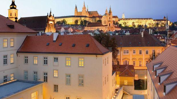 MANDARIN ORIENTAL PRAGUE, CZECH REPUBLIC