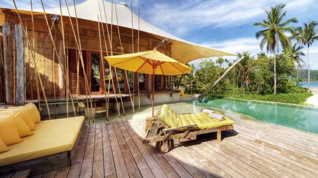 SONEVA KIRI - BEACH VILLA SUITE POOL
