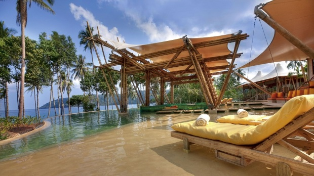 SONEVA KIRI - MAIN POOL AREA