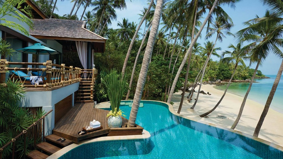 Top 10 most insanely beautiful luxury hotels in thailand for Hotels koh tao