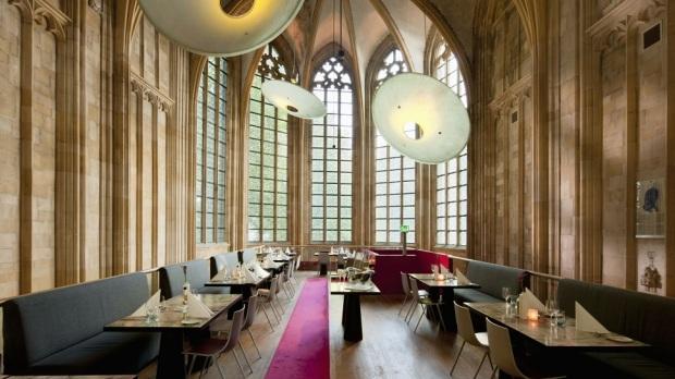 KRUISHEREN HOTEL, A DESIGN HOTEL, MAASTRICHT, NETHERLANDS