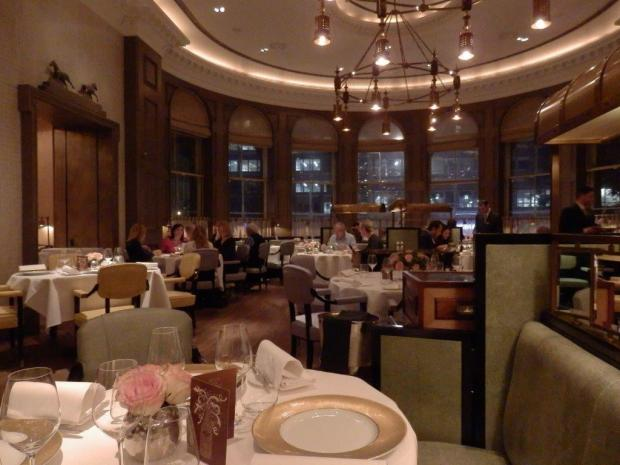 ROUX AT THE LANDAU RESTAURANT
