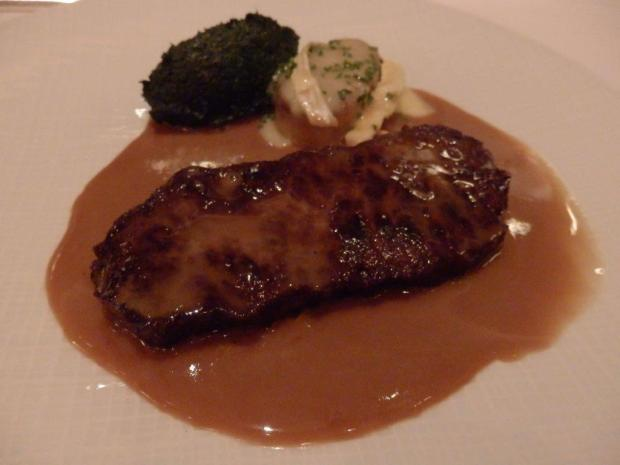 ROUX AT THE LANDAU RESTAURANT: DINNER