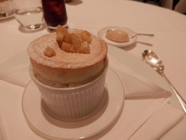ROUX AT THE LANDAU RESTAURANT: DINNER