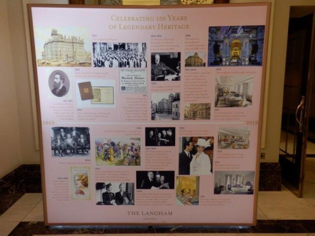LOBBY: HISTORY OF THE HOTEL