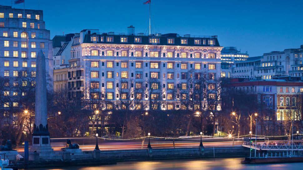 Fairmont Hotel London England
