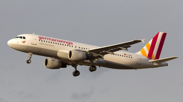 A GERMANWINGS AIRBUS A320