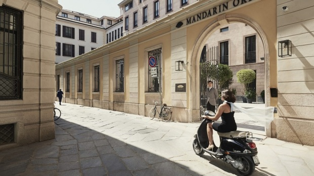MANDARIN ORIENTAL MILAN, ITALY