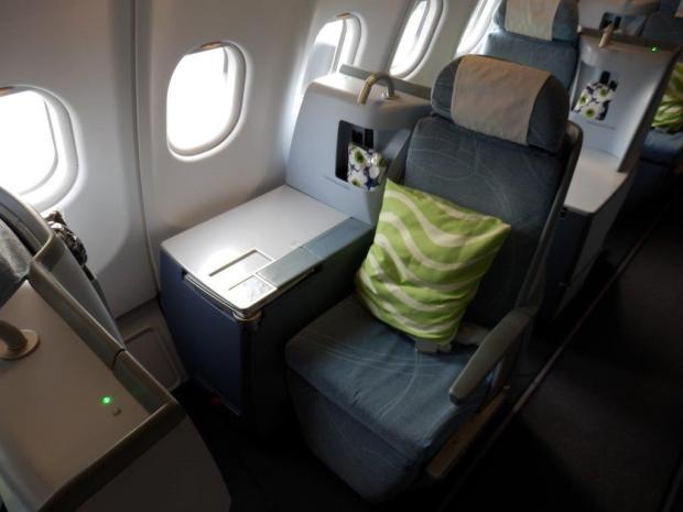 BUSINESS CLASS SEAT 5L