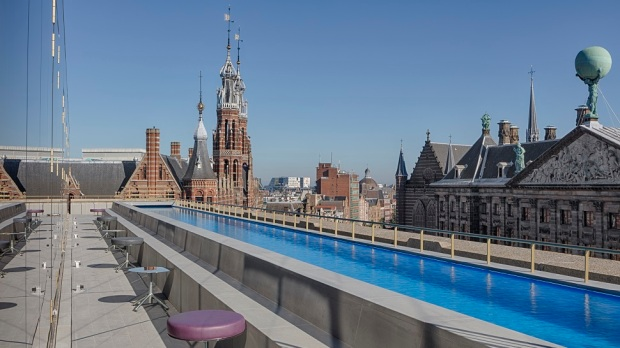 W AMSTERDAM, NETHERLANDS