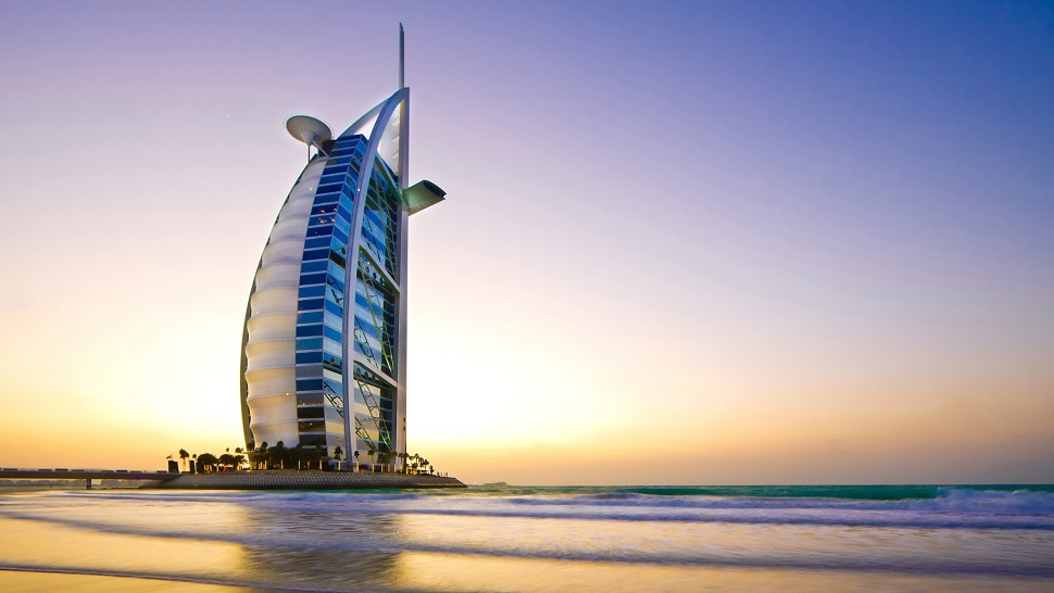 Top 10 best luxury hotels for amazing award redemptions for Burj al arab per night